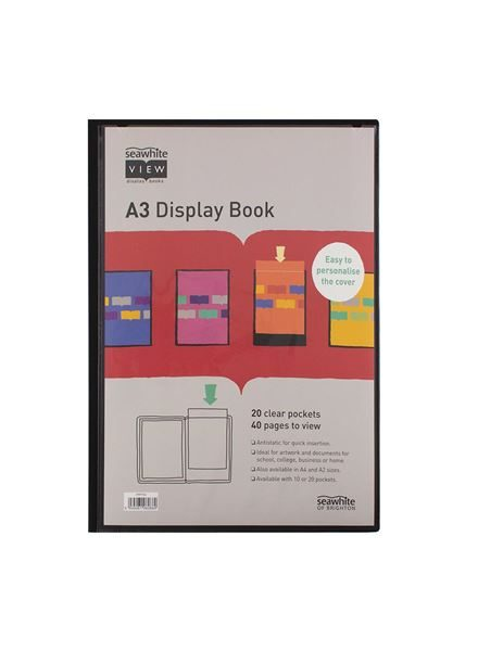Display Book A3 (20 pockets)