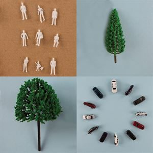 Scale Model Items