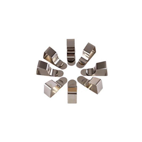 Steel Clips, Pack of 50 DACLIP