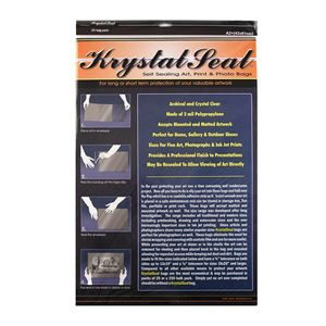 Krystal Seal Sleeves - A2 pack