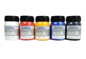 500ml Acrylic Paint Category Pic