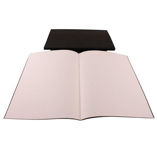 A3 Starter Sketchbook, Black Card Cover STA3BC