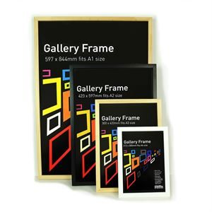 Natural Gallery Frames