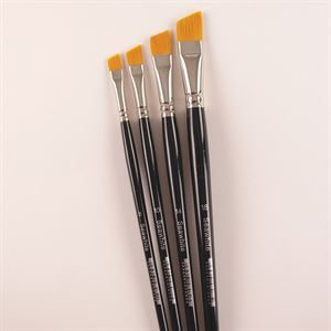 BSYSA Golden Synthetic Brushes