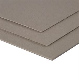 GBA2P1 A2 Greyboard 1mm Thick 25 sheet pack