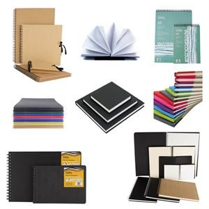 Sketchbooks & Pads Category Pic