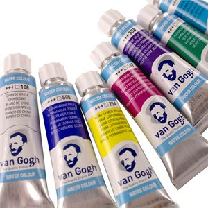 Van Gogh 10ml Tubes Category Pic
