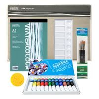 Pack 1 - Watercolour Painting Set