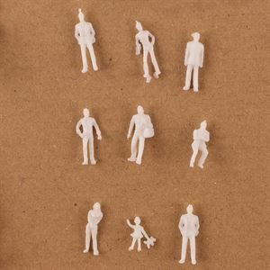 Scale White Figues - Pack of 100 pieces - MODFG1.100