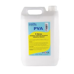 General Purpose PVA & Medium - 5 litre bottle PVA5LT