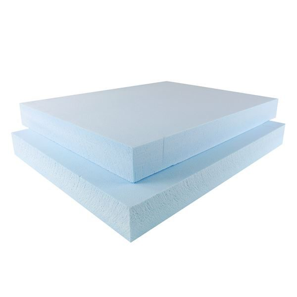 75mm thick Styrofoam Block, Box of 3 STY75P