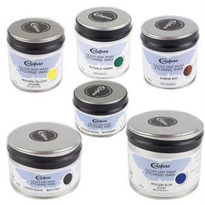 Caligo Safewash Etching Inks